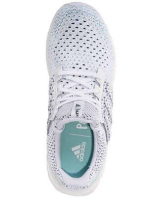 f883b85fe adidas Men s UltraBOOST x Parley Ltd Running Sneakers from Finish Line -  White 8.5
