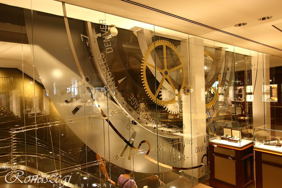 Jewelry store | Bucherer Jewelry Store, Lucerne Switzerland ...