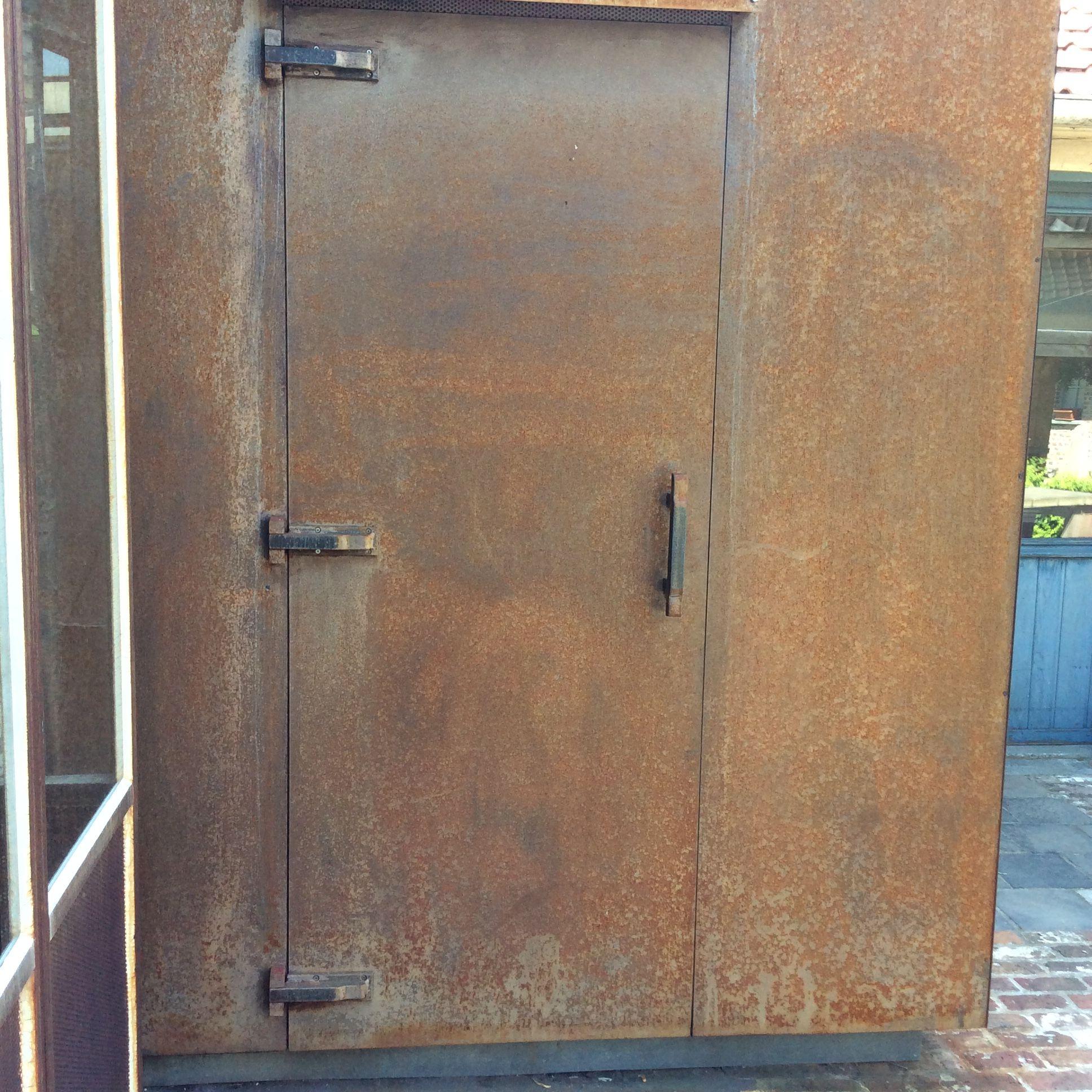 Superbe Corten Door By DC | Doors | Pinterest.