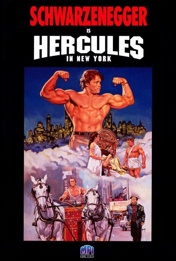 Hercules In New York No Hercules Is New York New York Movie