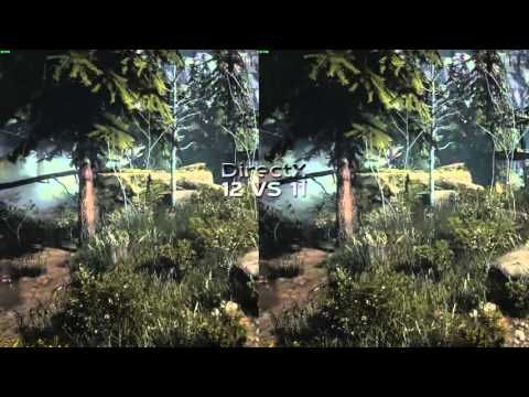 RISE OF THE TOMB RAIDER – DIRECTX 12 VS DIRECX 11 REVIEW