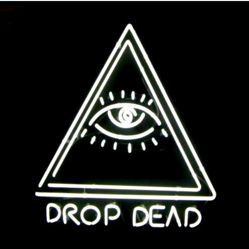 Drop Dead Its Not The End Of The World Pinterest