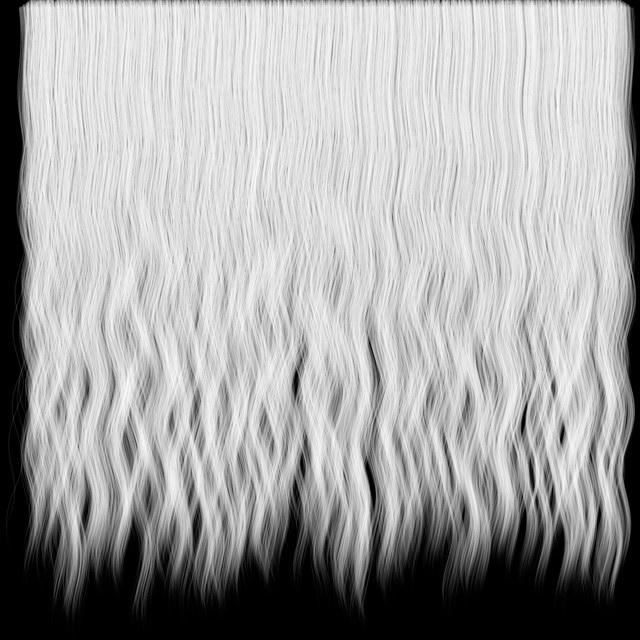 Brown Undulate Human Hair Texture Alpha Textured Hair Human Hair Texture