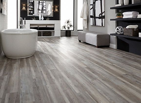 4mm Edgewater Oak Lvp Tranquility Xd Lumber Liquidators Luxury Vinyl Plank Grey Vinyl Flooring Vinyl Plank Flooring