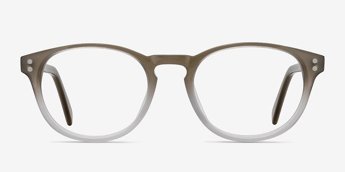 Split Brown Acetate Eyeglasses from EyeBuyDirect. Come and discover ...