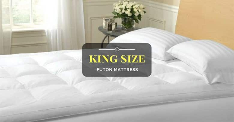 4 Top Rated King Size Futon Mattress Of