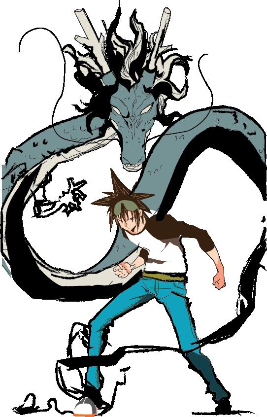 God of Highschool Fanart 2015 Anime, Desenhos, Personagens