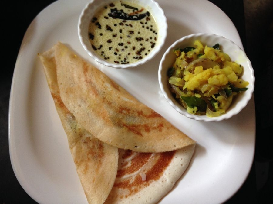 Masala dosa recipe south indian receta forumfinder Gallery