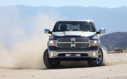 Lawton Chrysler Jeep Dodge Ram Ram 1500 Makes Big Splash This Spring With Off Road Capability Title Cool Trucks New Cars Trucks