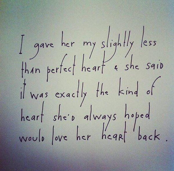 Brian Andreas Brianandreas Love Wordsbeautiful Wordsnot Perfectlove