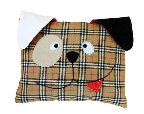 How to sew easy and cute decorative dog pillow DIY — Sew Toy