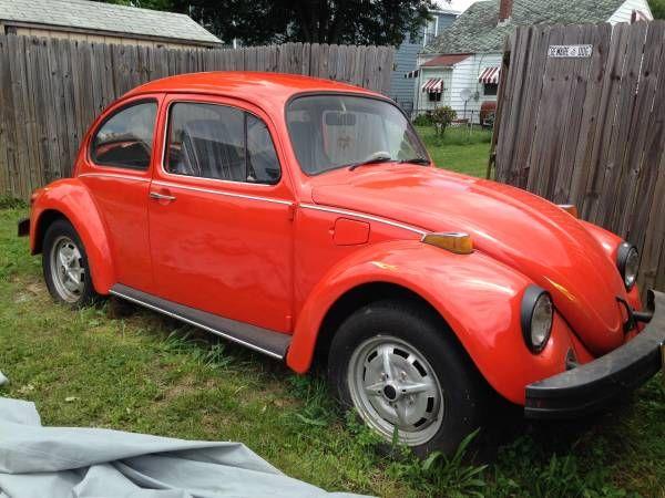 1974 VW Beetle - $3500 (Richmond Va) | Cars for sale, Vw ...