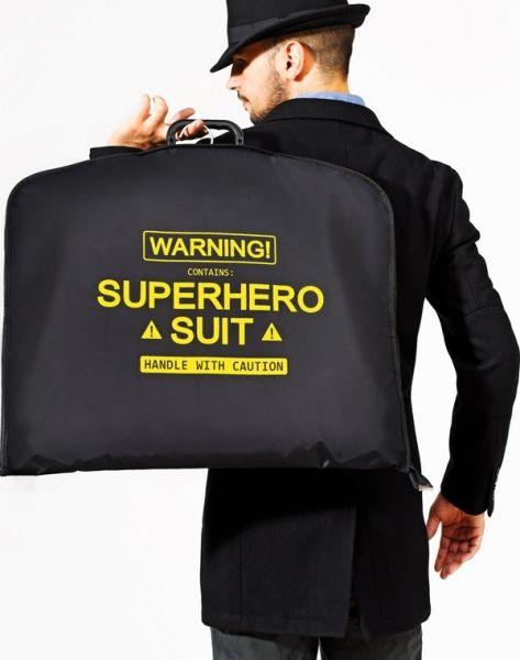 DON ⋈ PABLO: Guía de Estilo para Caballeros | #donpabloec | #Superhero Suitcase