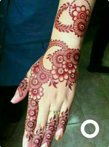 Mehndi Hands Pic Facebook : Simple n nice mehndi pinterest hennas