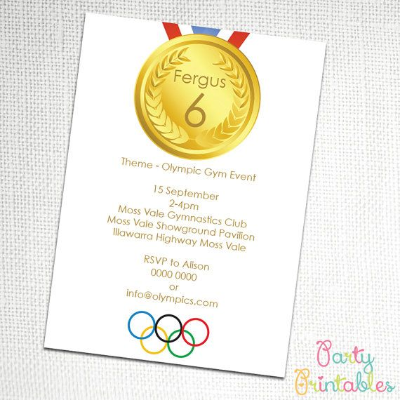 Olympic party invitation by partyprintablesaust on etsy olympic olympic party invitation by partyprintablesaust on etsy stopboris Choice Image
