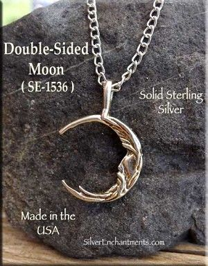 Double-Sided Moon
