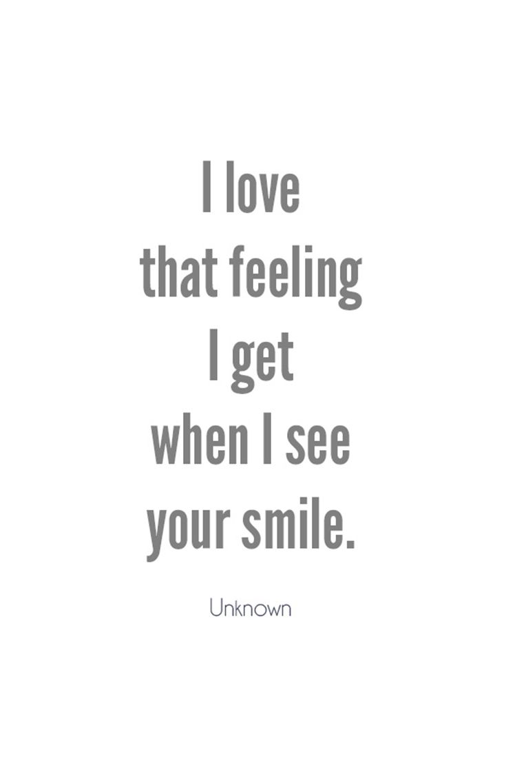 love quotes when i see you smile your smile quotes seeing you