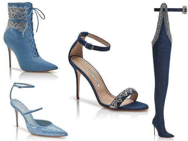 8533c9b2514db Rihanna's New Line of Manolo Blahnik Shoes Are Really Quite ...