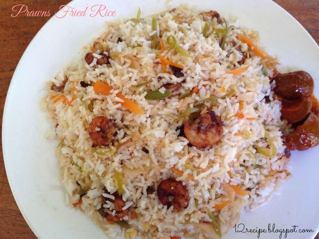 Fried rice is a tasty nutritious colorful and affordable food for fried rice is a tasty nutritious colorful and affordable food for most of all the combination ccuart Gallery
