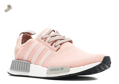 Adidas NMD R1 Womens Offspring BY3059 Vapour Pink Light Onix US 7.5 - Adidas  sneakers for