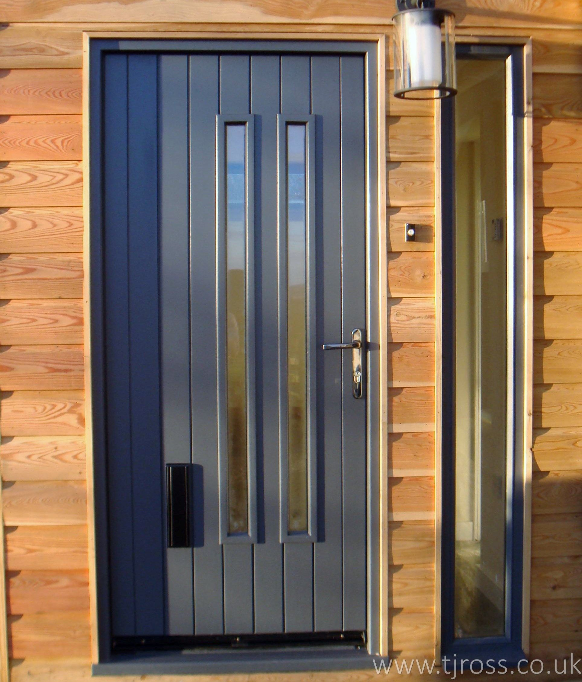 Contemporary Porch To A Rural Cottage Entrance Porches Pinterest