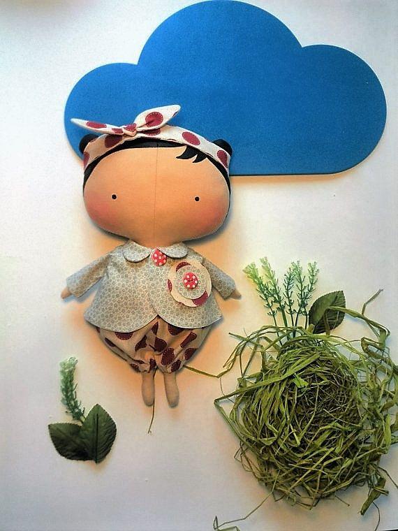 Tilda doll new collection Rag doll Dolls Girl by HandmadeToyStore ...
