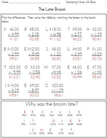 Math Worksheets | Dynamically Created Math Worksheets
