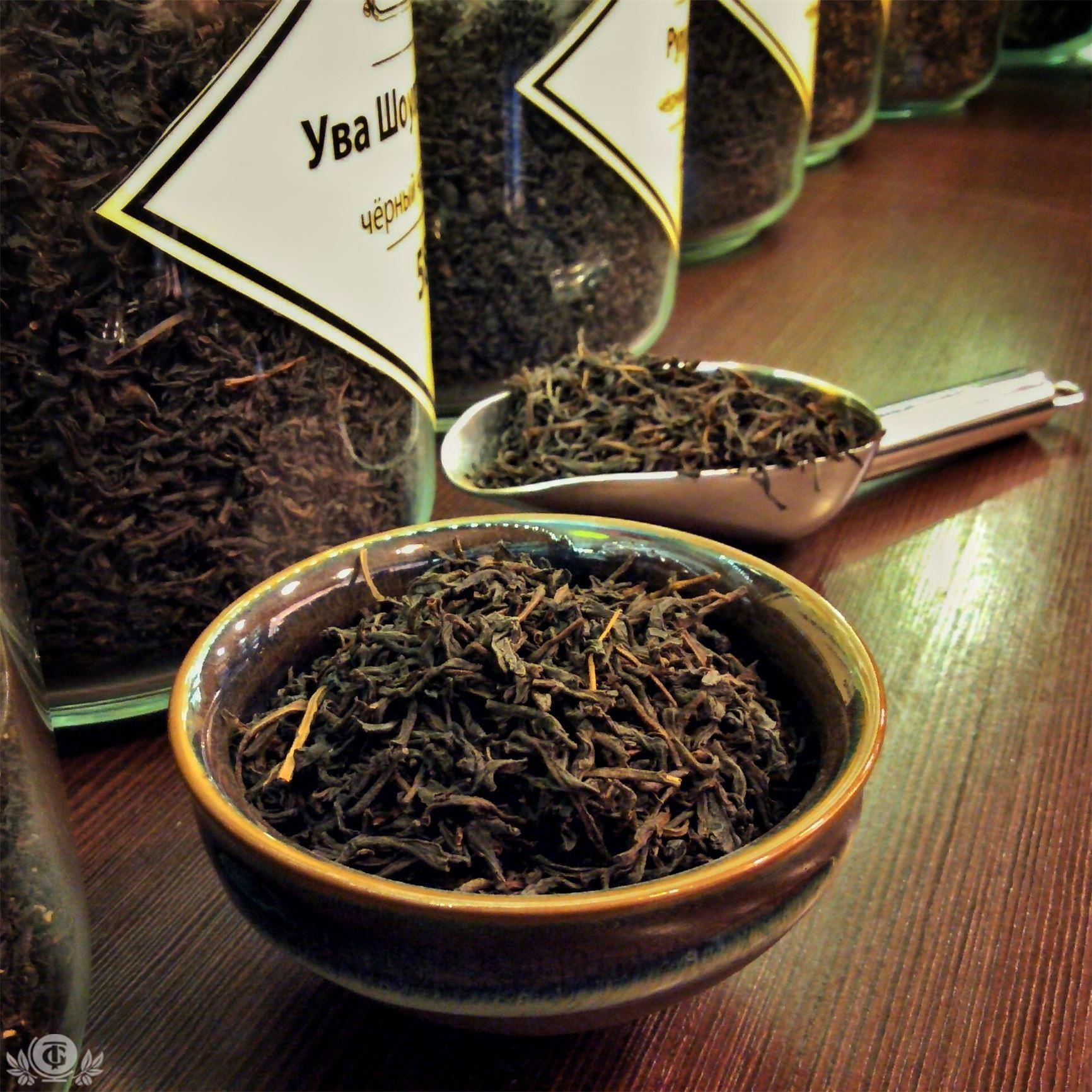 красный чай и его изготовитель