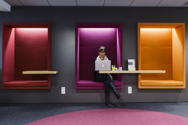 Office Design Envy: Awesome Office Spaces at 10 Brands You Love,  #Awesome #Brands #design #E...,  #Awesome #Brands #design #Envy #executivehomeofficedesigndecoratingideas #Love #office #spaces