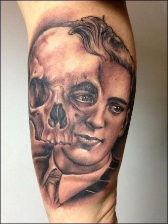 Manu Badet Manu Tattoo Studio Chalon Sur Saone