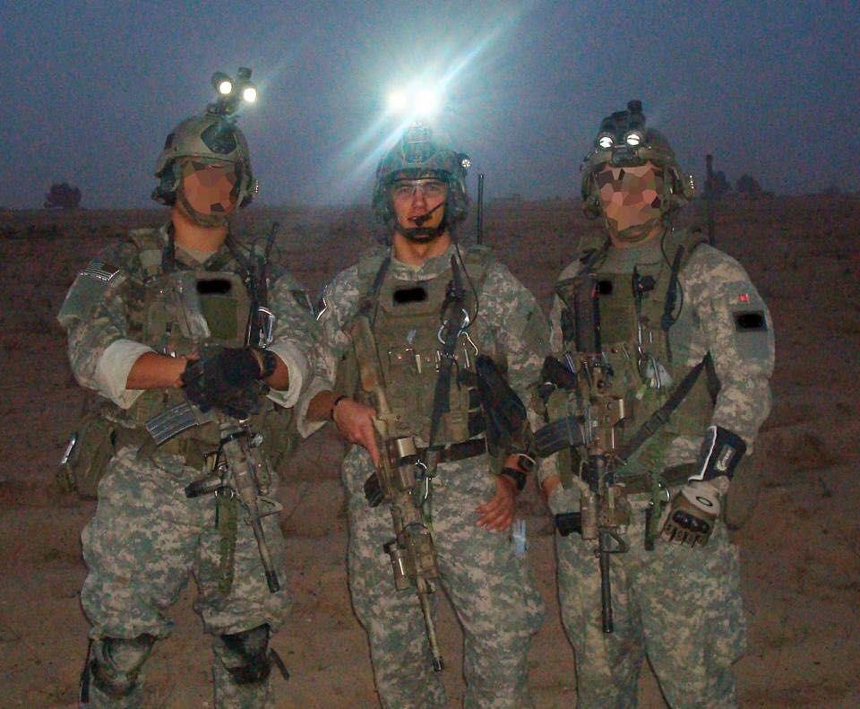 U.S. Army Rangers of 2nd Battalion 75th Ranger Regiment in ...  U.S. Army Range...