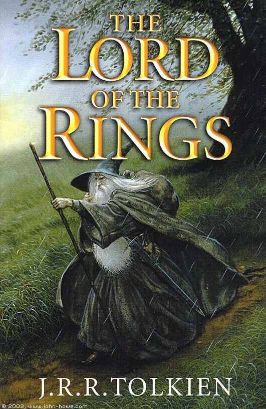 Lord of the ring novel