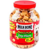 Milk Bone Original Dog Treats With Real Marrow Petsmart Dog