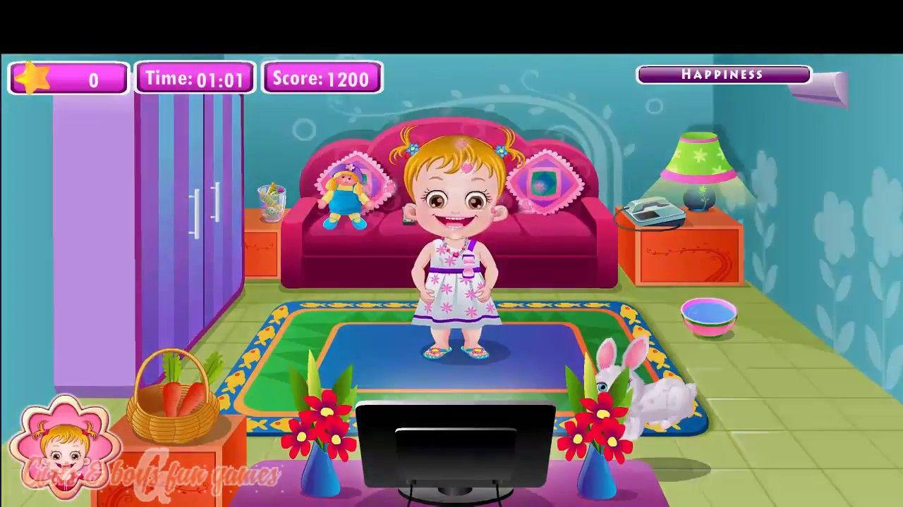 Baby Hazel Games - Baby Hazel Backyard Party - Fun Baby ...