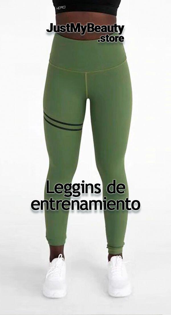 Leggins deportivos efecto Push Up |  Outfit Leggins deportivos | Leggins deportivos de moda | Leggin...