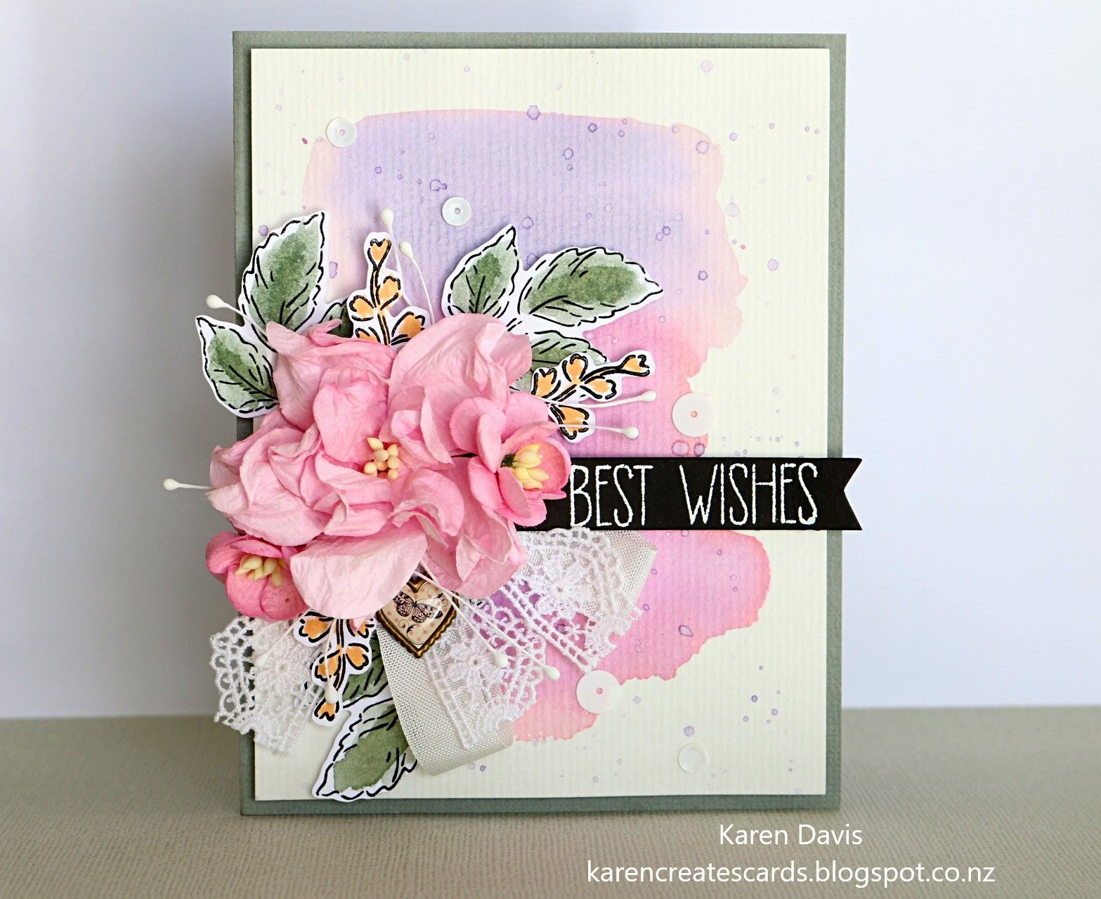 Card Making Tips Ideas Part - 16: About Cardmaking, With Tips, Ideas, My Card Making Journey Into Challenges  Etc