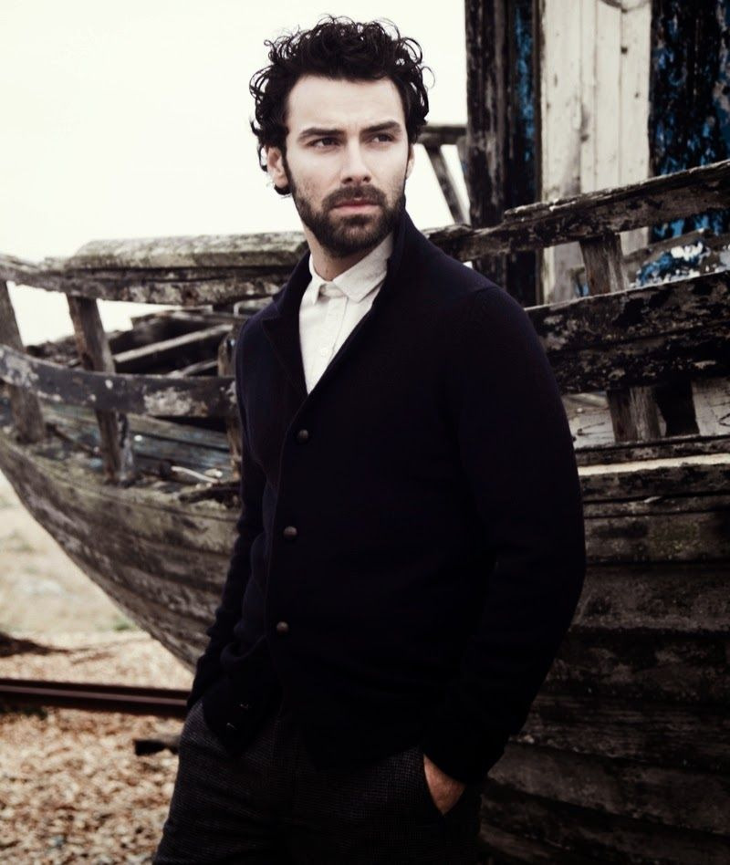 aidan turner height