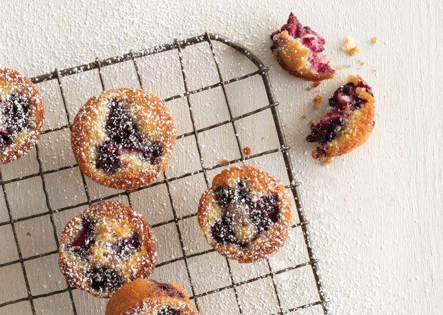 Blackberry financiers recipe blackberry bon appetit for Blackberry pear jam