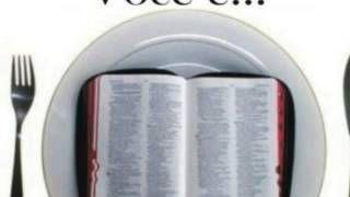 """prsamutub2010 - YouTube BÍBLIA """"Palavra de Deus"""" É ALIMENTO PARA A HUMANIDADE, COM ELA JESUS TEVE A SUA VITÓRIA CONTRA O DIABO.  Deuteronômio 8:3 """"E te humilhou, e te deixou ter fome, e te sustentou com o maná, que tu não conheceste, nem teus pais o conheceram; para te dar a entender que o homem não viverá só de pão, mas de tudo o que sai da boca do SENHOR viverá o homem."""" Lucas 4:4 """"E Jesus lhe respondeu, dizendo: Está escrito que nem só de pão viverá o homem, mas de toda a palavra de…"""