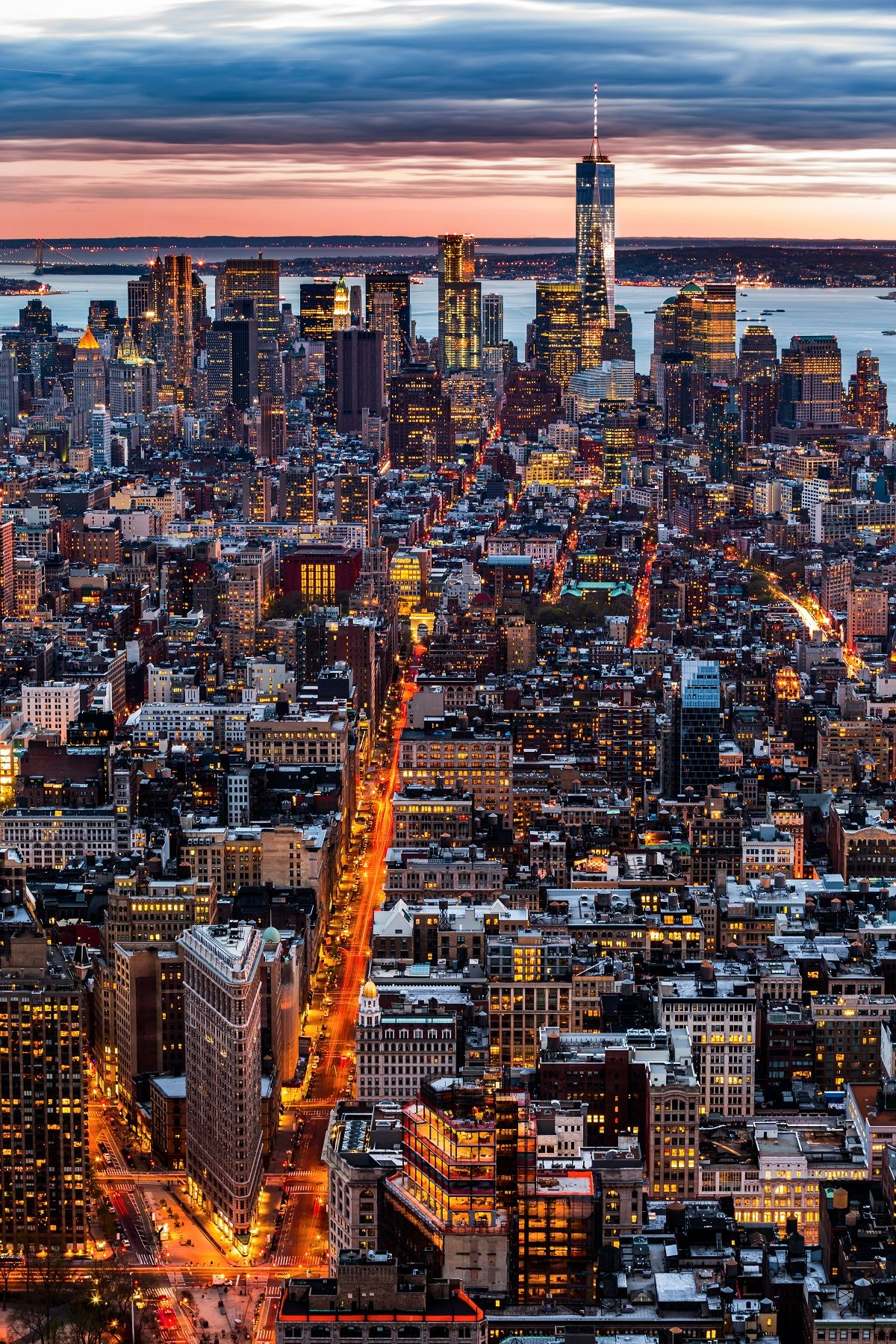 Experience New York City like an insider on this action