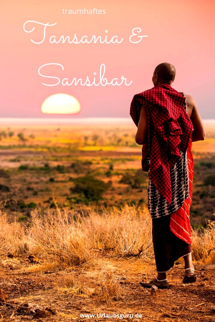 Photo of Tansania & Sansibar – wilde Tiere & schöne Strände