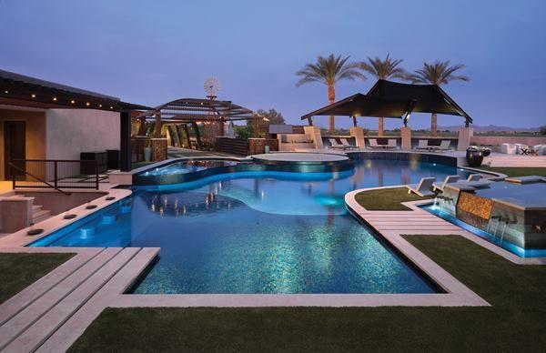 Intricate Oasis - Pool & Spa News