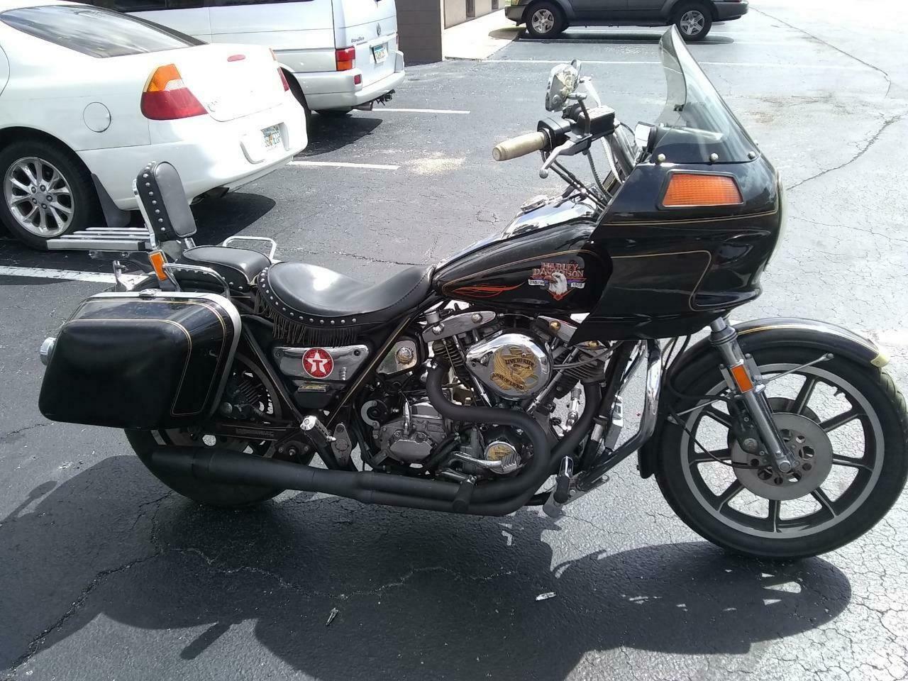 Details about 2000 Harley-Davidson FXR | Harley davidson