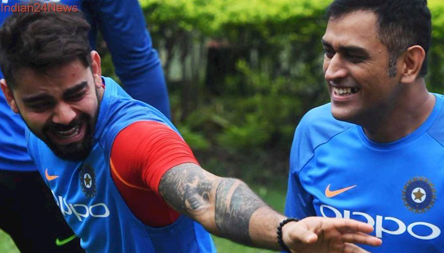 information on dhoni M s dhoni career mahendra singh dhoni (july 7 1981) is an indian cricketer and former captain of the indian national cricket team under his captaincy india have won the the odi world cup (2011) as well as the twenty20 world cup (2007.