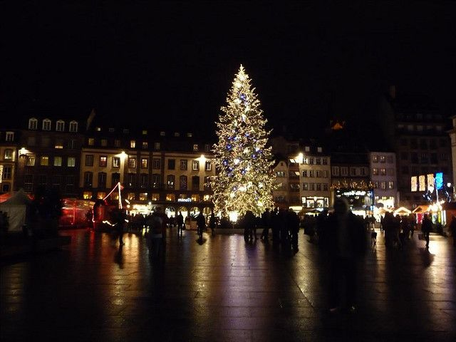 Strasbourg, Christmas time     Shehrazad