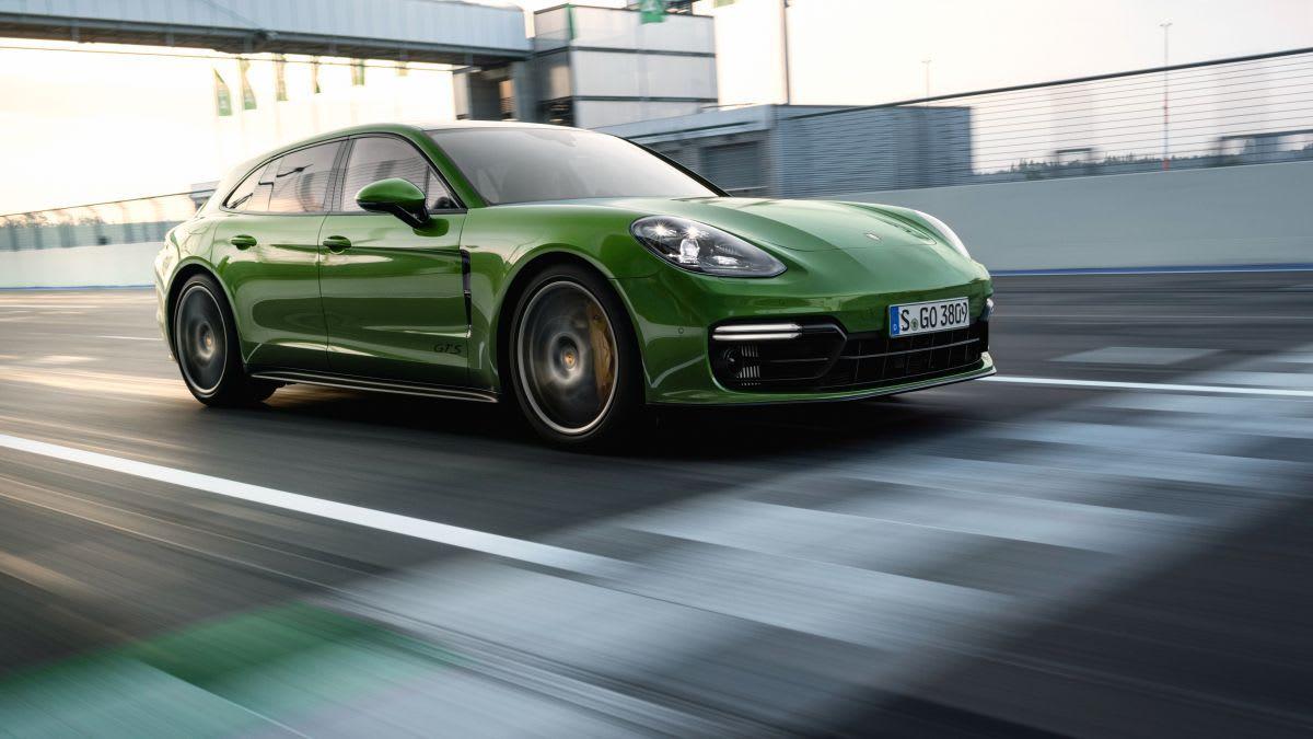ESSAI Porsche Panamera GTS Sport Turismo Sport en