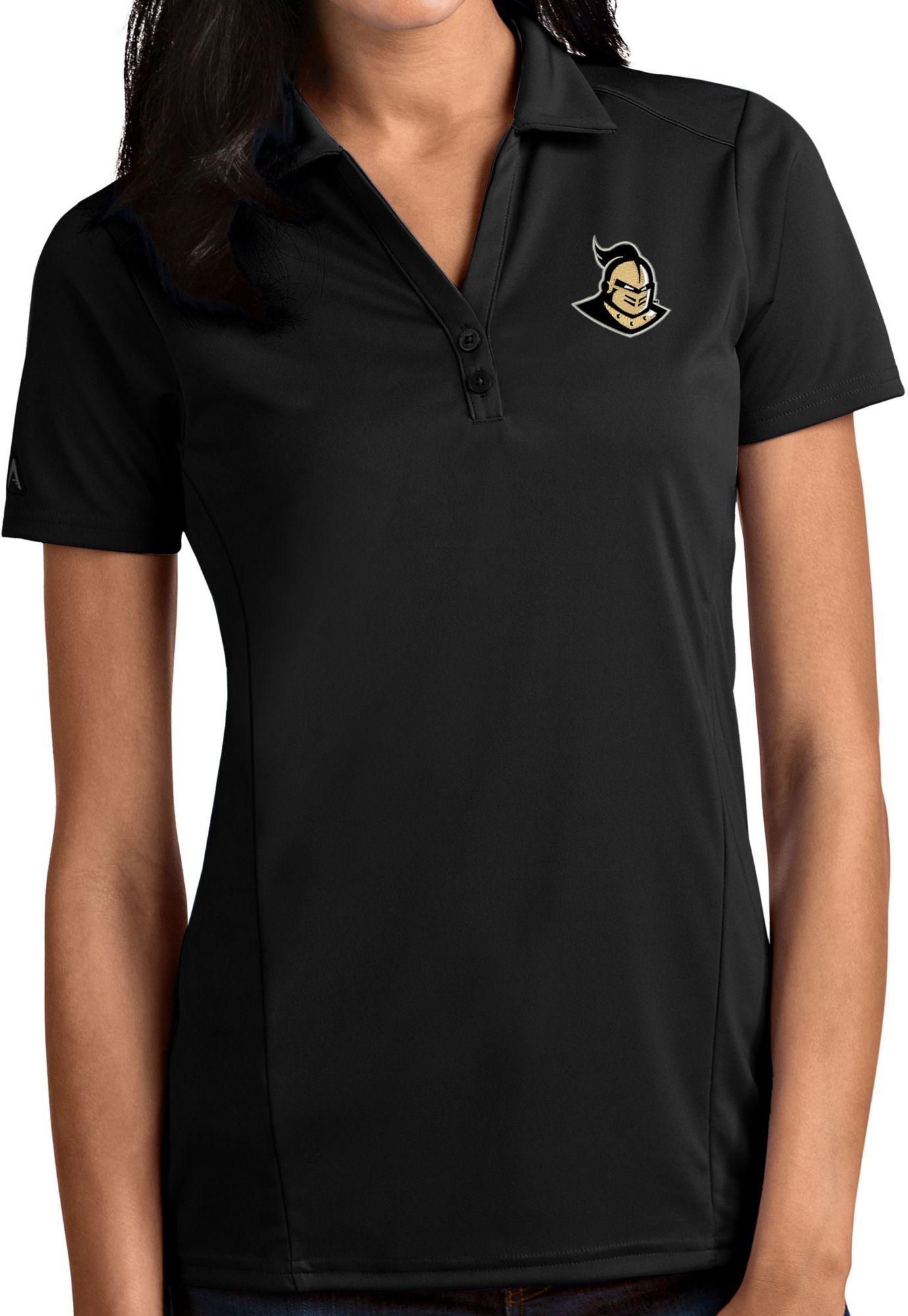 895ff20b Antigua Women's UCF Knights Tribute Black Polo, Size: Small in 2019 ...