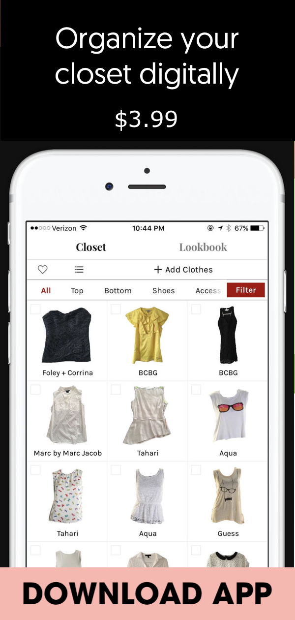 Glamoutfit closet organizer outfit planner app Outfit