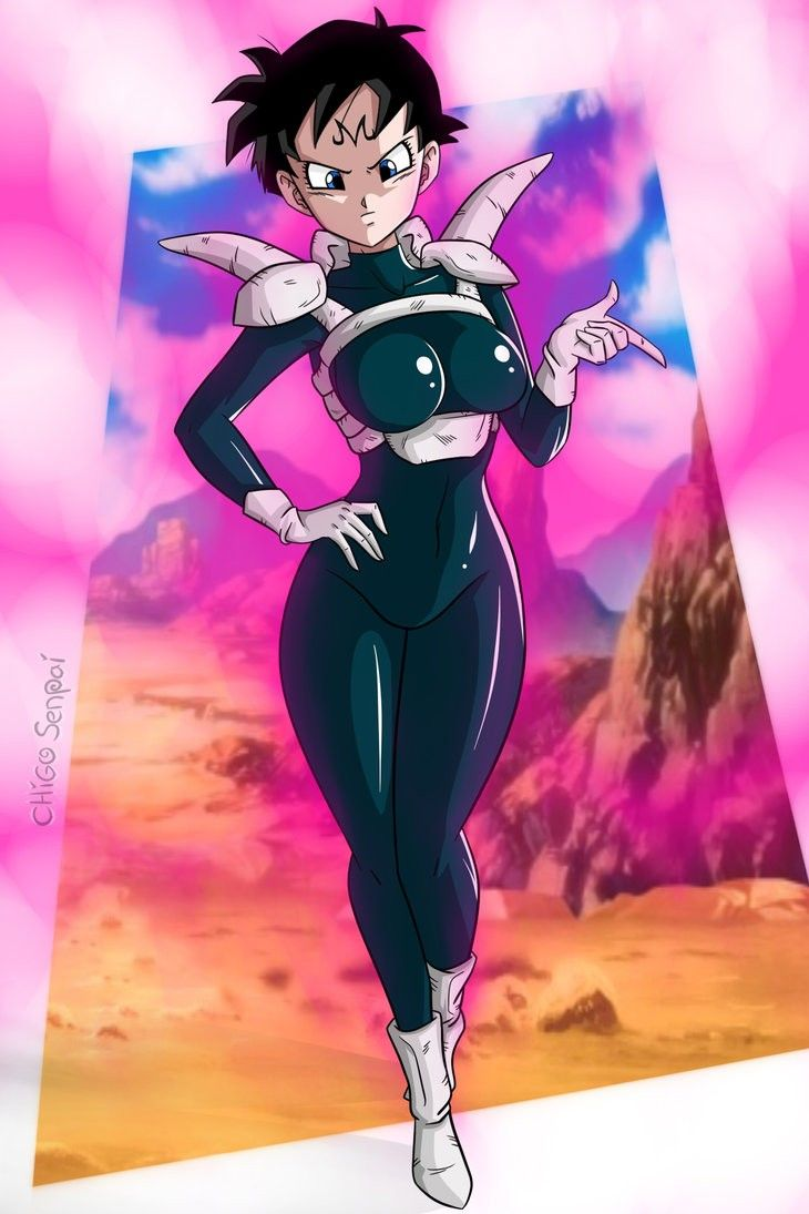 Hentai videl with buu will
