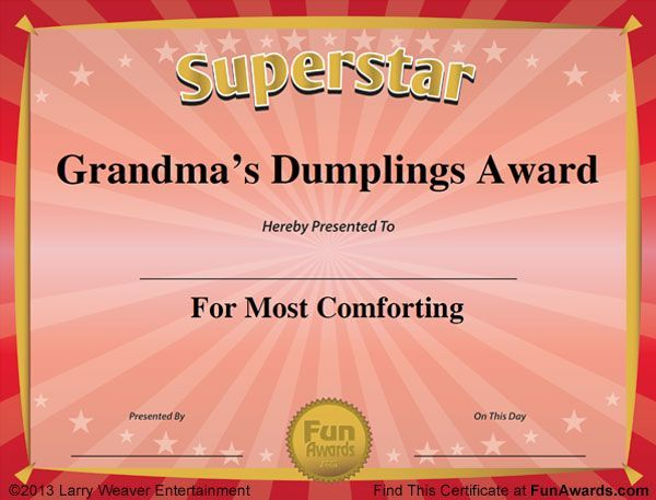 Free Printable Certificates - Funny Printable Certificates, Free